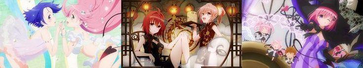 Animes-Mangas-DDL | To Love-Ru: Darkness S2 VOSTFR BLURAY