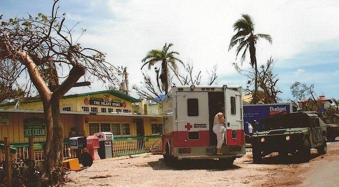 Island Store, Captiva, Florida, Hurricane Charley, August 13, 2004, 10 Year Anniversary.