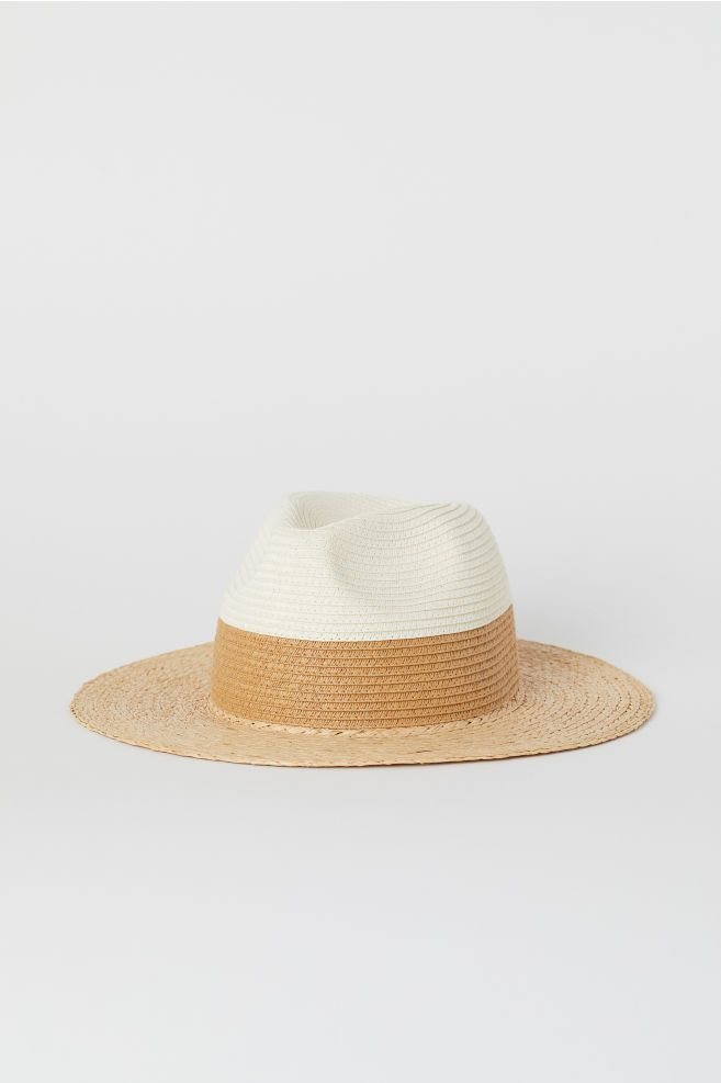 8174d708d5d01 H M Straw Hat - Yellow in 2019