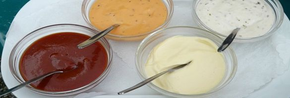 Perfect sauces for summer | Summer means relaxing meal times, both indoors and outdoors. Here's 5 recipes to make your summer meal times more memorable...(1) Arugula Pesto (2) Savory Strawberry Sauce (3) Coconut, Lemongrass and Ginger Sauce (4) Fish Sauce Caesar Dressing (5) Mexican Chocolate Sauce..Read at >> http://www.butcherman.com.au/blog/2014/01/perfect-sauces-summer