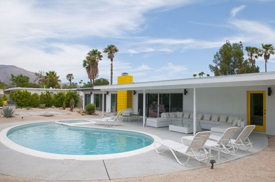 A Spacious Midcentury Pool/Spa Home with Recent Upgrades