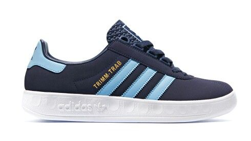 TRIMM TRABS IN NAVY/ARGENTINA BLUE