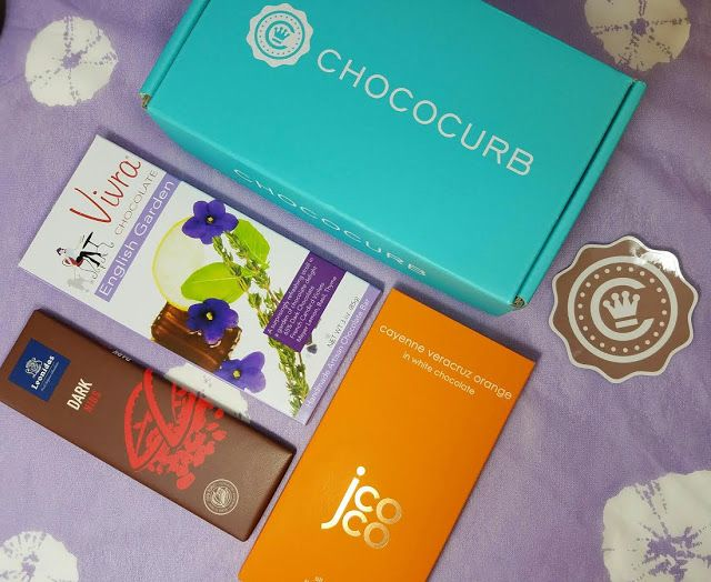 Chococurb Mini October 2016 Chocolate Subscription Box Review and Coupon | Bits and Boxes