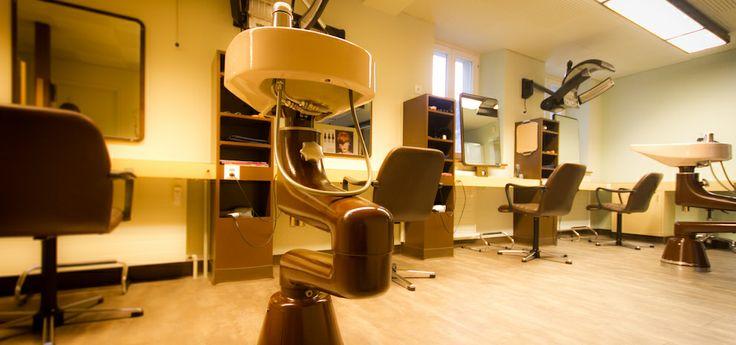 Female salon of Coiffure Bücheler - Meiringen