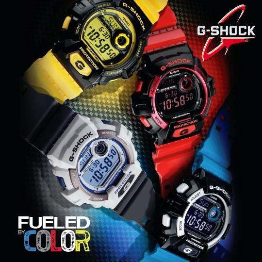 CASIO G-Shock NEW Collection!!! ΝΕΑ ρολόγια CASIO G-Shock!!! Δείτε όλη τη ΝΕΑ συλλογή CASIO μόνο στο OROLOI.GR!!! http://www.oroloi.gr/index.php?cPath=29