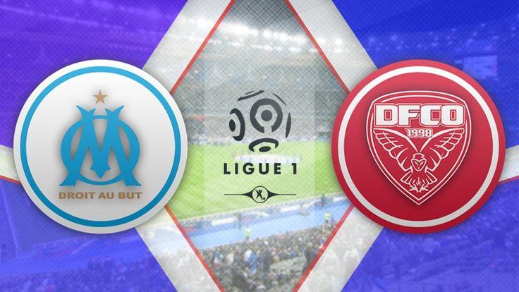 Video Marseille 1 1 Dijon Highlights 01 04 2017 Ppsoccer Soccer Predictions Highlights Marseille
