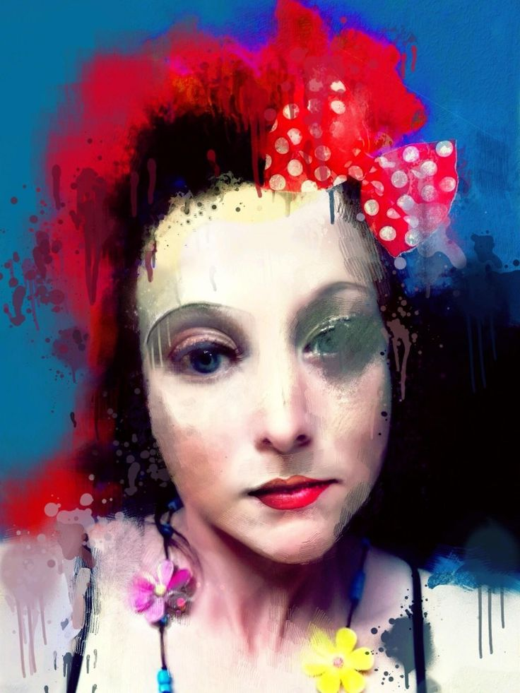 Interview for Artodyssey: Sarah Jarrett - Artist and Iphoneographer