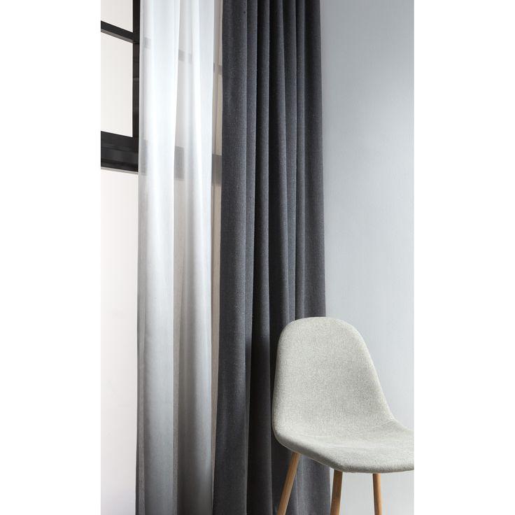Wil je eens wat anders met je gordijnen? Een trend van nu: dip dye! https://www.kwantum.nl/gordijnen-raamdecoratie/gordijnen #gordijnen #raamdecoratie #raambekleding #woonkamer #interieur #kwantum #dipdye