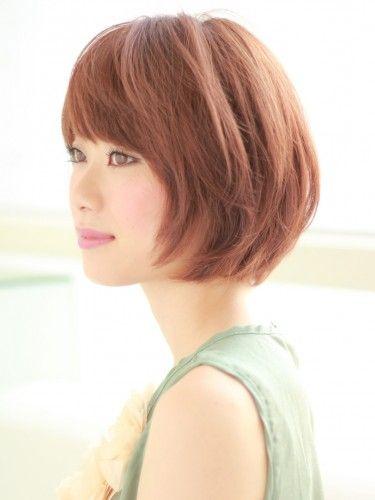 大人ふわボブ | no English translation available | Hairstyle