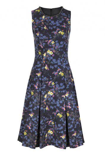 Blossom Textured Bead Dress