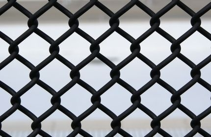 Make Your Chain Link Fence Look Pretty