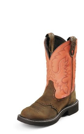 WANT..Justin Boots Justin Gypsy® L9907 BAY APACHE