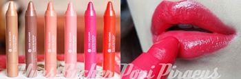 """Radiant Lip Crayon τα ΝΕΑ Μολύβια Χειλιών σε 6 απίθανες αποχρώσεις, με λάμψη, ενυδάτωση και άψογη εφαρμογή, για ξεχωριστές εμφανίσεις..... μόλις με 7,90€ τιμή λιανικής!! Ζητήστε τα και τα 6!!"""