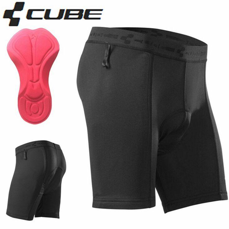 SAENSHING Cubo ropa interior ciclismo MTB bike acolchado Interior pantalones cortos Pantalones Cortos de Ciclista de Alta calidad cubo bike shorts S-XXL