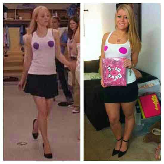 Regina George costume (from mean girls)