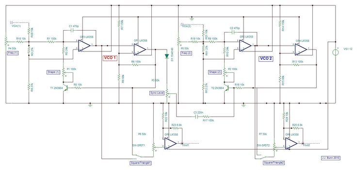 Image result for synthesizer vco 8038