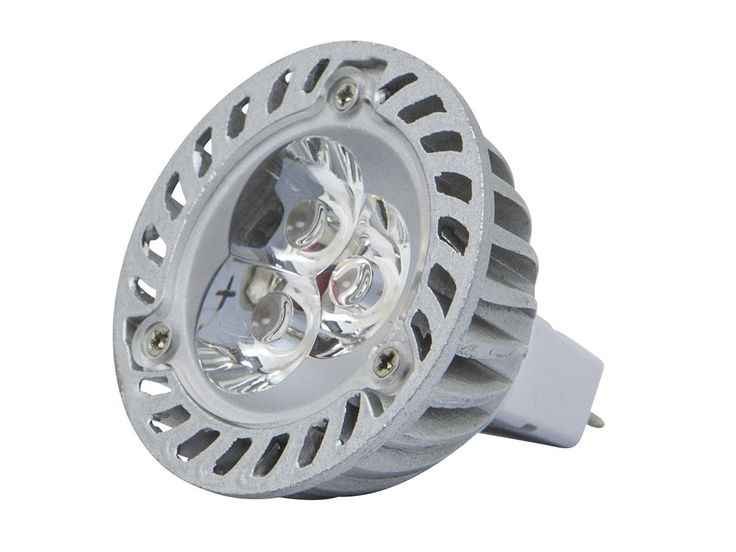 Superb  Watt W Equivalent MR GU LED Bulb Lumens