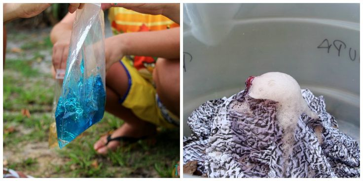 Cinco experiências científicas para fazer com as crianças