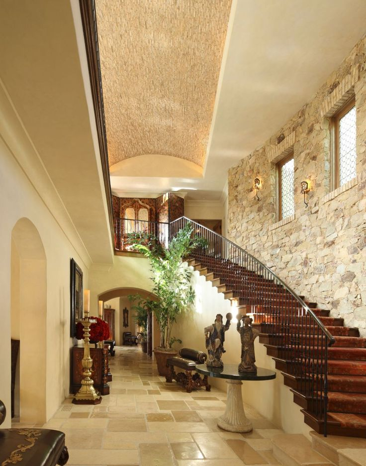 11 best Foyers and Entryways images on Pinterest | Door entry ...