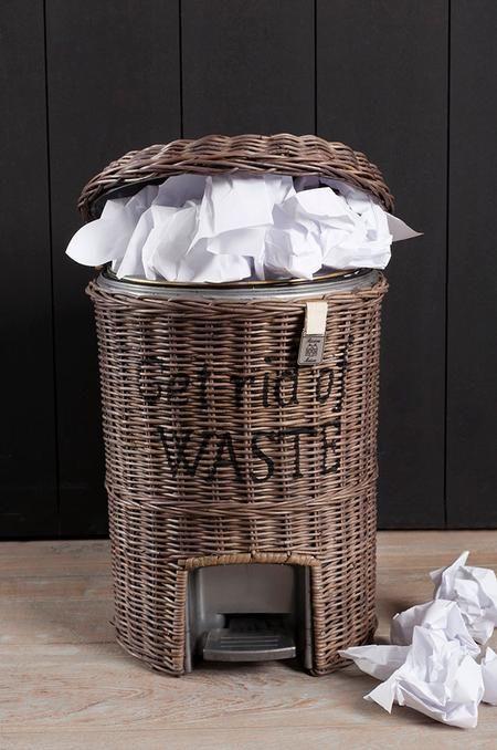 Get rid of waste