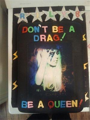 Lady GaGa Cake! For Ben