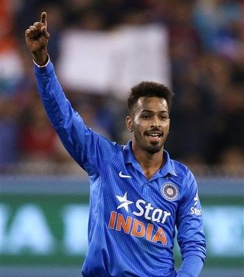 Indian Cricketer Hardik Pandya Biography Wiki Career