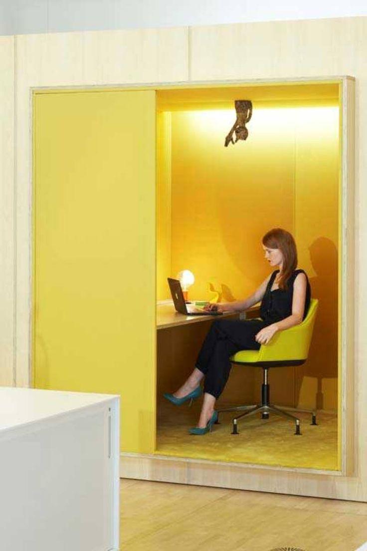 Inside Vitra's German Workplace 'Citizen Office'