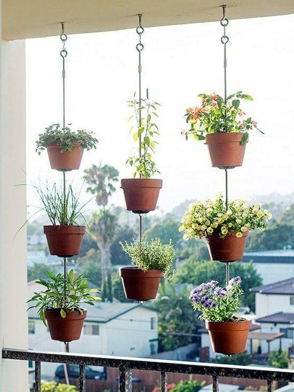 Blumenampel selber machen: 29 tolle DIY Ideen mit Anleitung