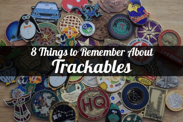 Check out my new blog post - everything you need to know about geocaching trackables: travel bugs, geocoins and beyond!