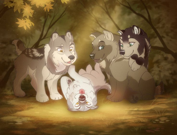 1403 Best Anime Wolves/Furries Images On Pinterest