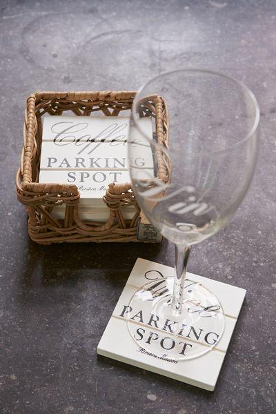 Podkładka pod szklanki  Parking Spot Coasters