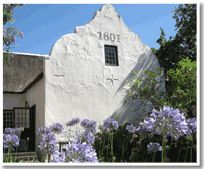 Swellendam Accommodation :: Five Star Boutique Hotel :: De Kloof :: 5 star Luxury Guesthouse