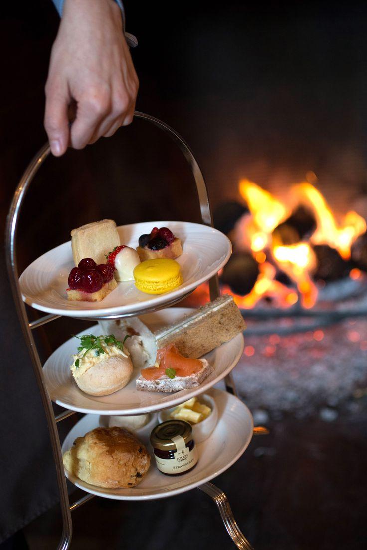Afternoon tea at Lough Erne Resort http://fabbreaks.com/