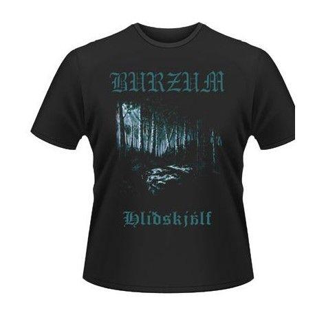 Tricou Burzum: Hlidskjalf
