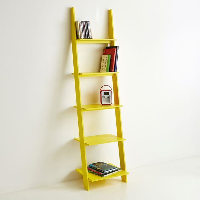 1000 ideas about etagere echelle on pinterest swedish design echelle deco - Etagere murale jaune ...
