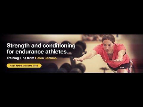 Triathlete Strength Training with Helen Jenkins