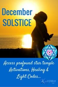 Discover why the December Solstice 2015 is so important! Kyrona shares wisdom, tips, FREE healing tools to support your attunement & catapult your spirtual growth!