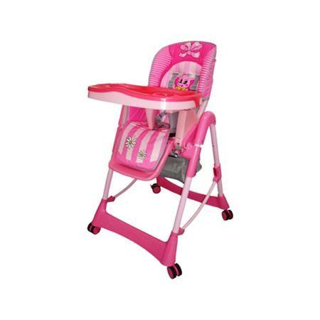 Jetem Стульчик Piero DLX Pink  — 9230р. ------------------------ Стульчик Jetem Piero DLX Pink.Стульчик создаст ребенку необходимый комфорт во время приема пищи.Стульчик создан с учетом особенностей процесса кормления маленьких детей. Он привлекает внимание приятной расцветкой и комфортным дизайном.Шесть уровней фиксации кресла, три положения столешницы и спинки, регулировка высоты подножки стульчика обеспечиваюткомфорт при эксплуатации. Есть удобные ремни длябезопасности и надежности…