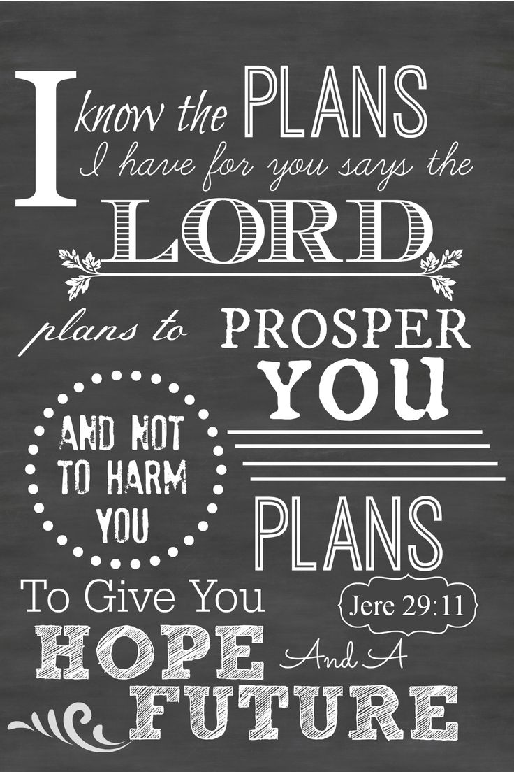 Plans are good but God's plans are better!