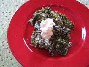 Baby Bella And Kale Casserole Recipe — Dishmaps
