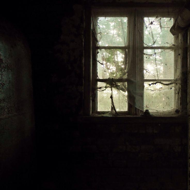 Abandoned window by David Juárez Ollé, Denmark
