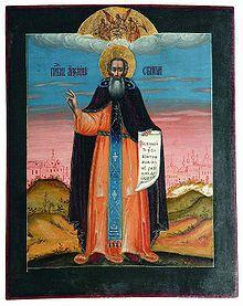Alexander Svirsky or Alexander of Svir (1448–1533) was an Eastern Orthodox saint, monk and hegumen of Russian Orthodox Church.