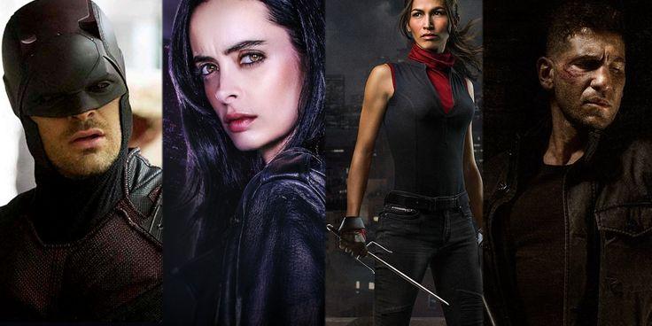 Marvel Legends Reveals New Figures Based on Netflix Marvel Universe
