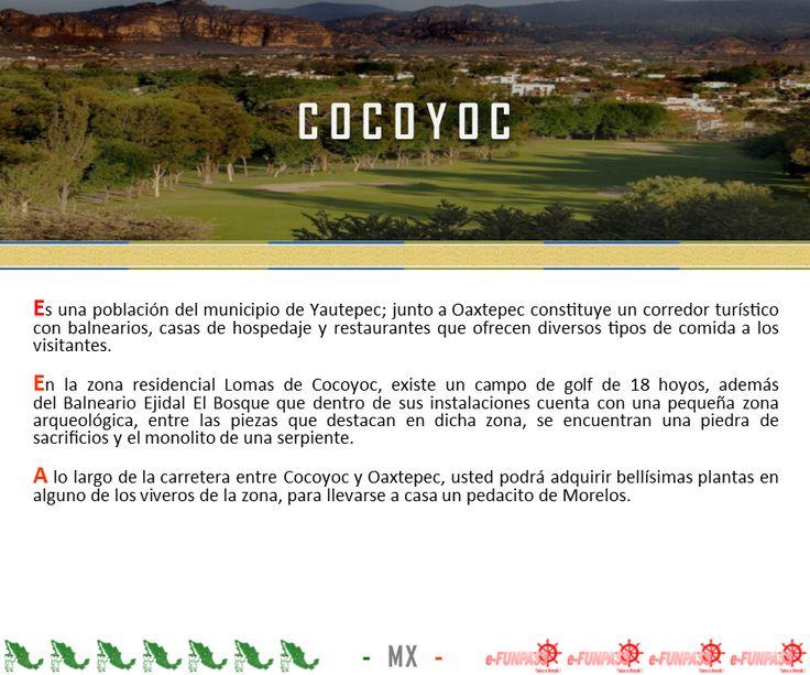 Cocoyoc Info...