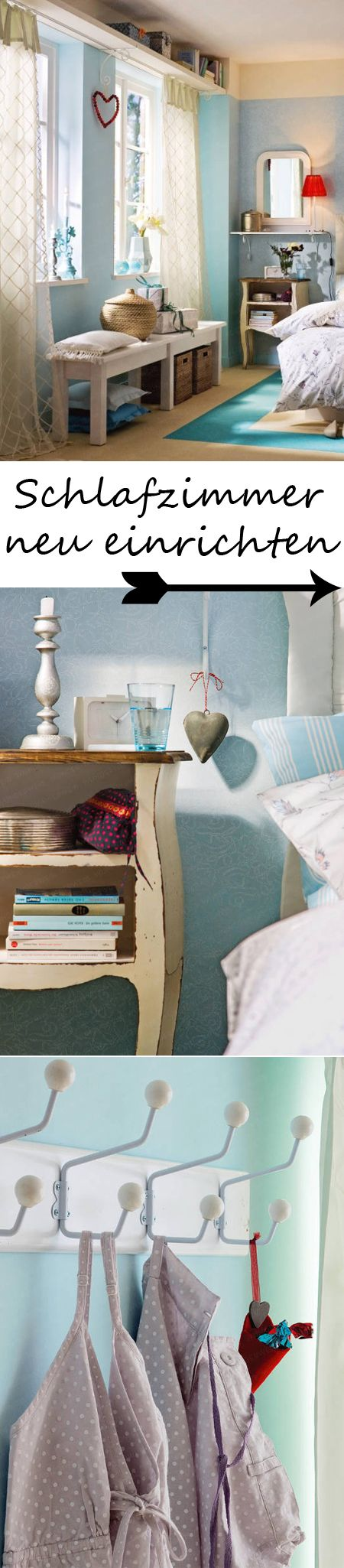 25+ Best Ideas About Schöner Wohnen Schlafzimmer On Pinterest ... Schlafzimmer Neu Einrichten