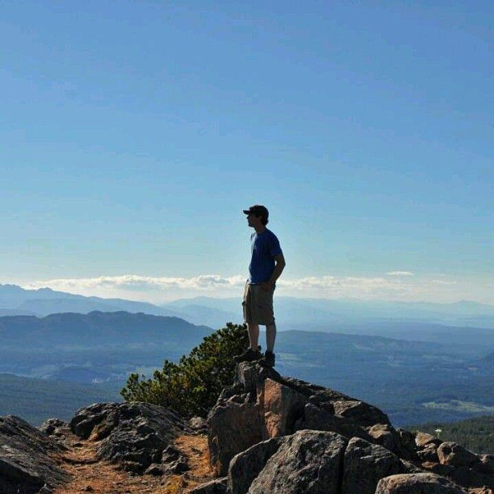 Mount Benson Summit, BC