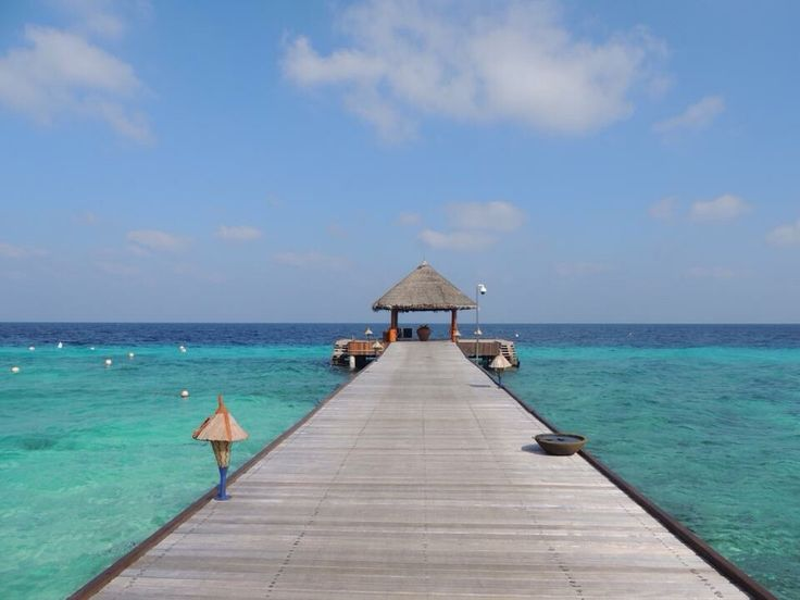 Maldives by day