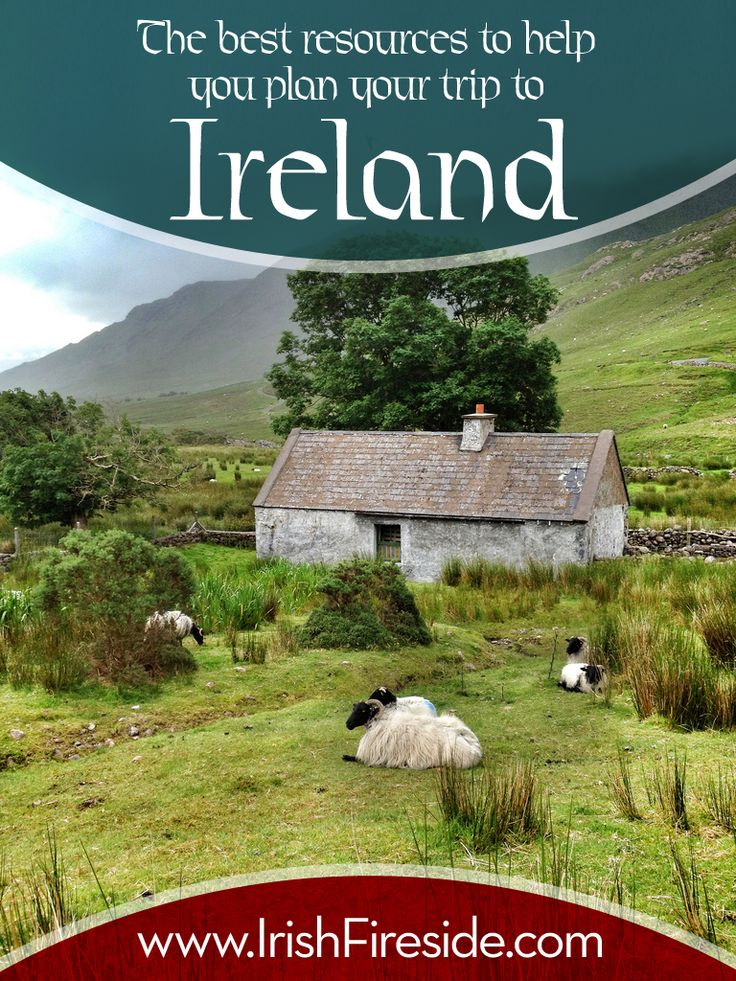 The best resources to help you plan your trip to Ireland... oodles and oodles of great links in this one!
