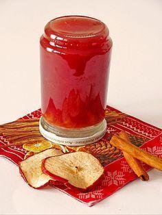 Apfel - Glühwein - Marmelade, ein beliebtes Rezept aus der Kategorie…