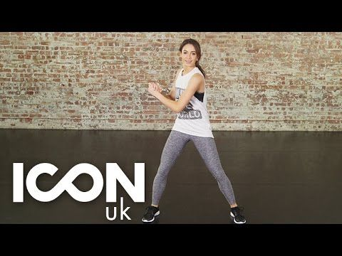 7 Minute Quick and Effective Workout | Danielle Peazer - YouTube